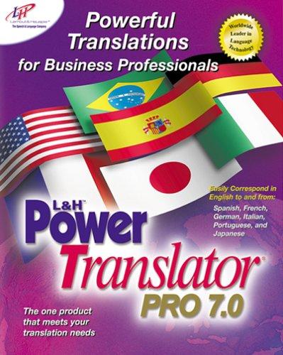 Power Translator Pro 7.0 [OLD VERSION]