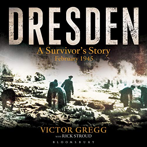 Dresden audiobook cover art