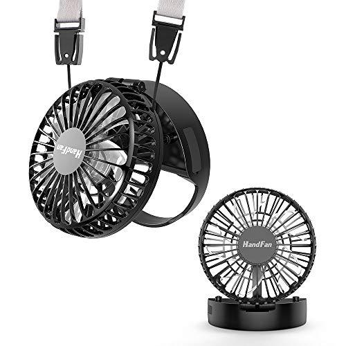 HandFan Ventilador Mano Mini Ventilador portátil
