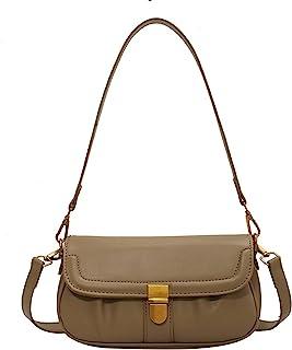 Wshizhdfuwstb Tote Bag for Women, Women' s Shoulder Bag Tote Bag Childlike Subdued Leather Summer Lady Handbag Lady Messen...
