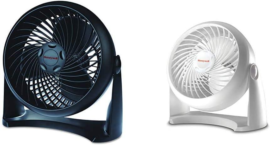 Honeywell HT-900 TurboForce Air Circulator Kaz Black HT-90 Fan Max 90% OFF Super beauty product restock quality top!