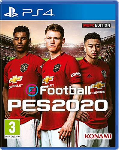 eFootball Pro Evolution Soccer PES 2020 - Manchester United Edition (PS4) (UK)