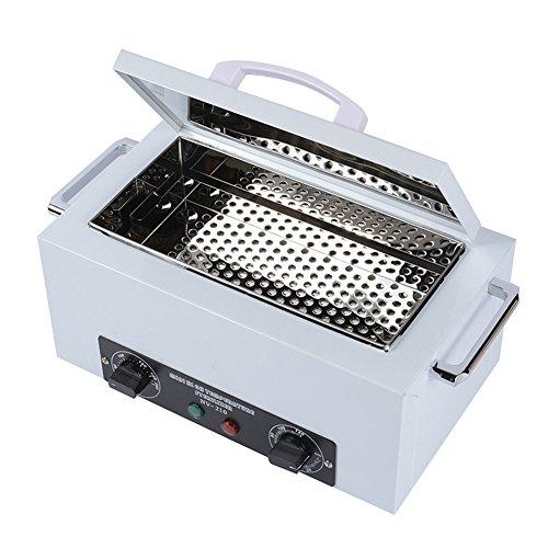 Esterilizador de calor seco Gabinete Autoclave lupa Vet médica máquina w/temporizador Control...