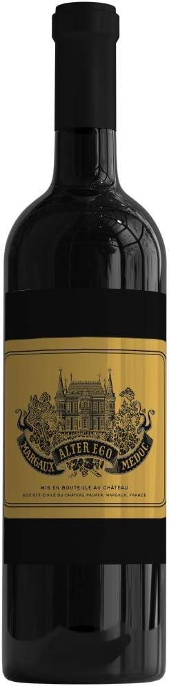 X6 Alter Égo de Palmer 2015 75 cl AOC Margaux Rouge Vino Tinto Second Vin