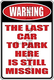 Best funny no parking signs Reviews