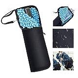 折り畳み傘カバー 防水ファスナー 超吸水 2面超吸水 携帯便利 傘ケース 傘入れ 折りたたみ傘カバー 袋 梅雨対策 吸水力抜群 軽量 携帯便利