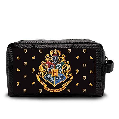 Harry Potter - Waschtasche Kulturbeutel - Hogwarts Wappen - Logo