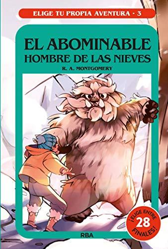 El abominable hombre de las nieves (Elige tu propia aventura nº 3)