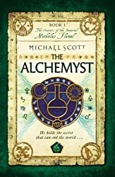 Cover of The Alchemist by Michael Scott