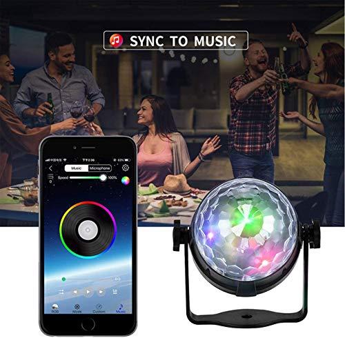 Ledble Disco Ball Light Bluetooth Mobile Buy Online In South Africa At Desertcart