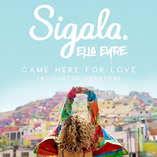 Sigala & Ella Eyre