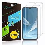 Didisky Pellicola Protettiva in Vetro Temperato per Samsung Galaxy A40 2019, [2 Pezzi] Protezione Schermo [Tocco Morbido ] Facile da Pulire, Facile da installare, Trasparente