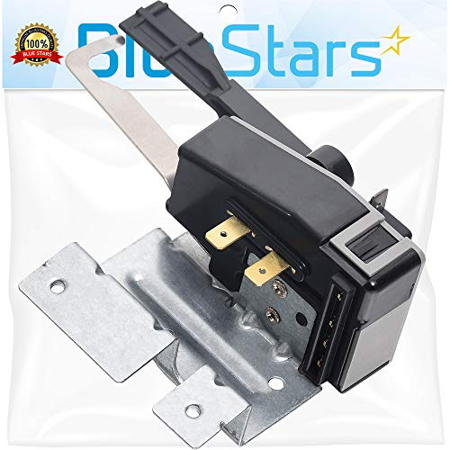 Ultra Durable 134101800 Washer Lid Lock Switch Replacement Part by Blue Stars - Exact Fit for Frigidaire Electrolux Washers - Replaces 131595100 131675600 PS648775 AP2108159