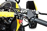 Miniquad Kinder Cobra ATV gelb / schwarz - 6