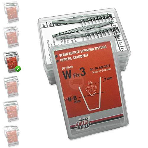 W-FIX 3   Schneidemesser 6-8 mm für Reifen-Profilschneidegeräte   5642872