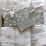 Gasa de algodón de Alta de algodón Orgánico-blancas lenceras