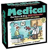 Medical Cartoon-A-Day 2021 Calendar: A Daily Dose of Humor