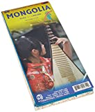 Mongolia Travel Reference Map (WP) 1:1,800,000