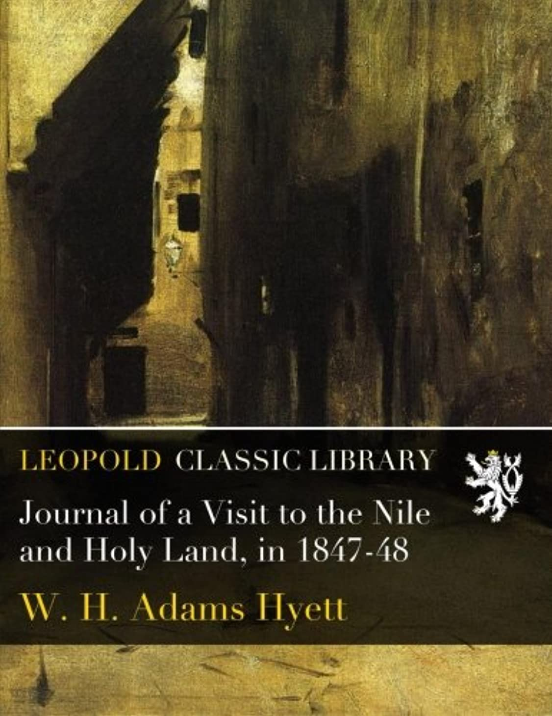 おばあさん太鼓腹怒ってJournal of a Visit to the Nile and Holy Land, in 1847-48