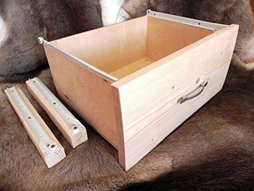 JUNIT Grillkota Holzschubladen für alle Grillkotas