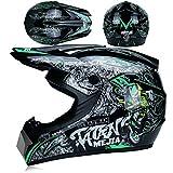 Caschi off-road downhill racing mountain casco integrale moto moto cross casco casque capacete-a4-XL