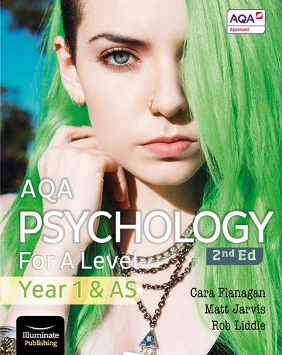 AQA Psychology for A Level Year 1 & AS Student Book: 2nd Edition