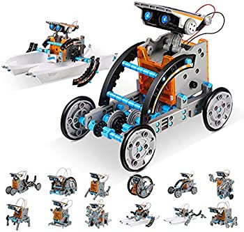 Mababa 12-in-1 Robot Building Kit