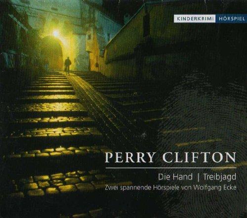 Die Perry Clifton Box 2 - Die Hand/Treibjagd - Audiobook/4 CDs