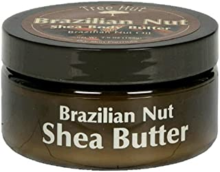 Tree Hut Shea Body Butter, Brazilian Nut, 7 oz (198 g)