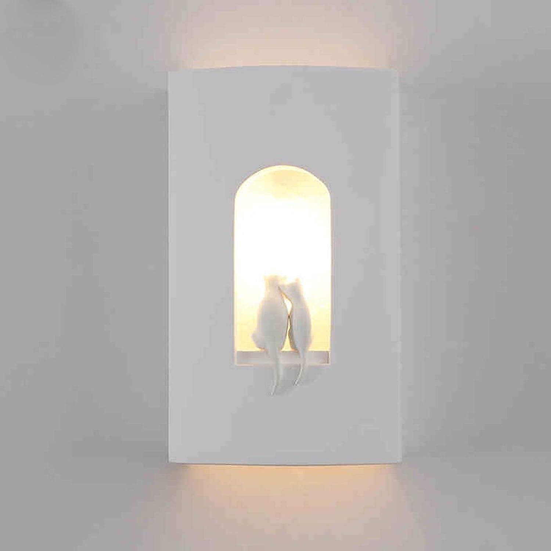 MoMo Wandleuchte Wandleuchte Wandleuchte Kreative Wandleuchte Moderne Einfache Wohnzimmer Gang Dekorative Lichter LED Schlafzimmer Bett Lampe Nordic Lampen B07923T1HC | Ruf zuerst  38d5bd