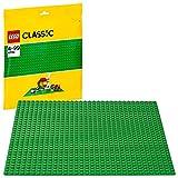 LEGO 10700 Classic Grüne Bauplatte, 25 cm x 25 cm, Lernspielzeug, kreatives Spielen
