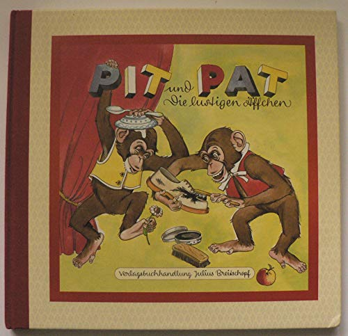 Pit und Pat, die lustigen Äffchen