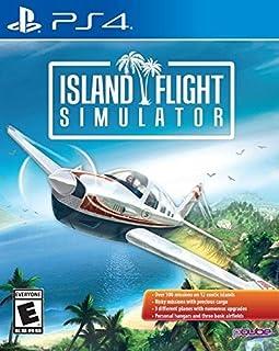 Island Flight Simulator - PlayStation 4