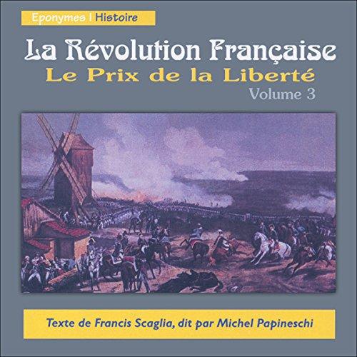 Le Prix de la Liberté audiobook cover art