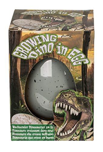 MIK Funshopping Magisches Ei mit schlüpfendem Tier (XXL Dino im Ei)