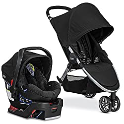 Britax B-Agile B-Safe 35 Travel System