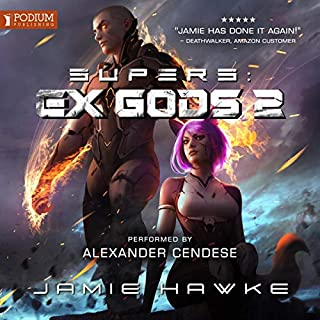 Supers: Ex Gods 2 cover art