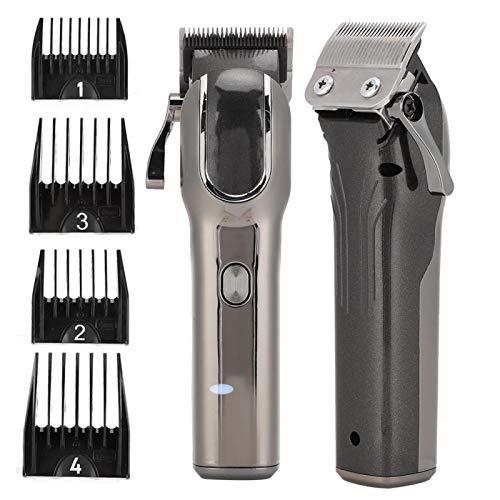 Cortadora de cabello profesional, cortadora de cabello eléctrica, cortadora de cabello con...