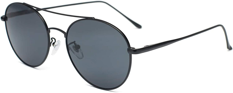 Hilary Duff Muse Lucille Round Women Designer Sunglasses UV Predection Nonpolarized