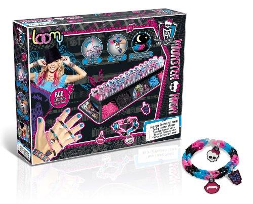 Canal Toys - 06101 - Loisirs Créatifs - Fabrique Bracelets Loomys - Monster High