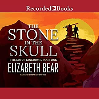 The Stone in the Skull cover art