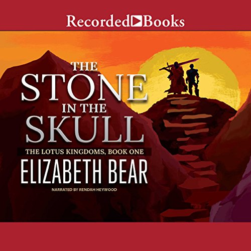 The Stone in the Skull audiobook cover art
