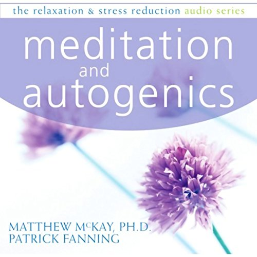 Autogenics and Meditation audiobook cover art