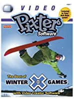 Pixter Multi-Media System: The Best of Winter X Games with Video Creator Software [並行輸入品]