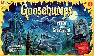 Goosebumps Terror in the graveyard board game by Milton Bradley