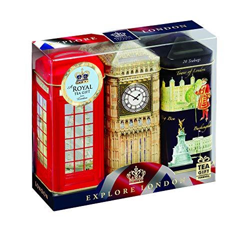 Explorer Londres, Anglais thé Coffret...