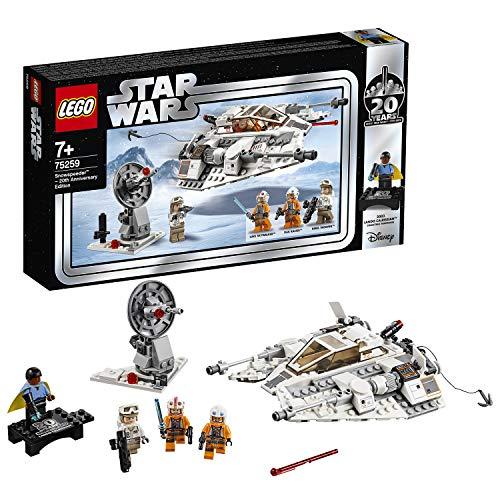 LEGOStarWars 75259 - Das Imperium schlägt zurück Snowspeeder– 20Jahre LEGOStarWars, Bauset