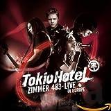 Songtexte von Tokio Hotel - Zimmer 483: Live in Europe