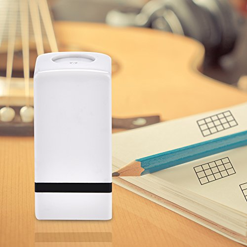Redxiao Sello de acorde Claro y útil, Sello de plástico para acordes, Sello de Caja de acordes, para Ukelele para Guitarra