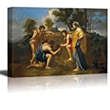 The Arcadian Shepherds (Also Known as Les...